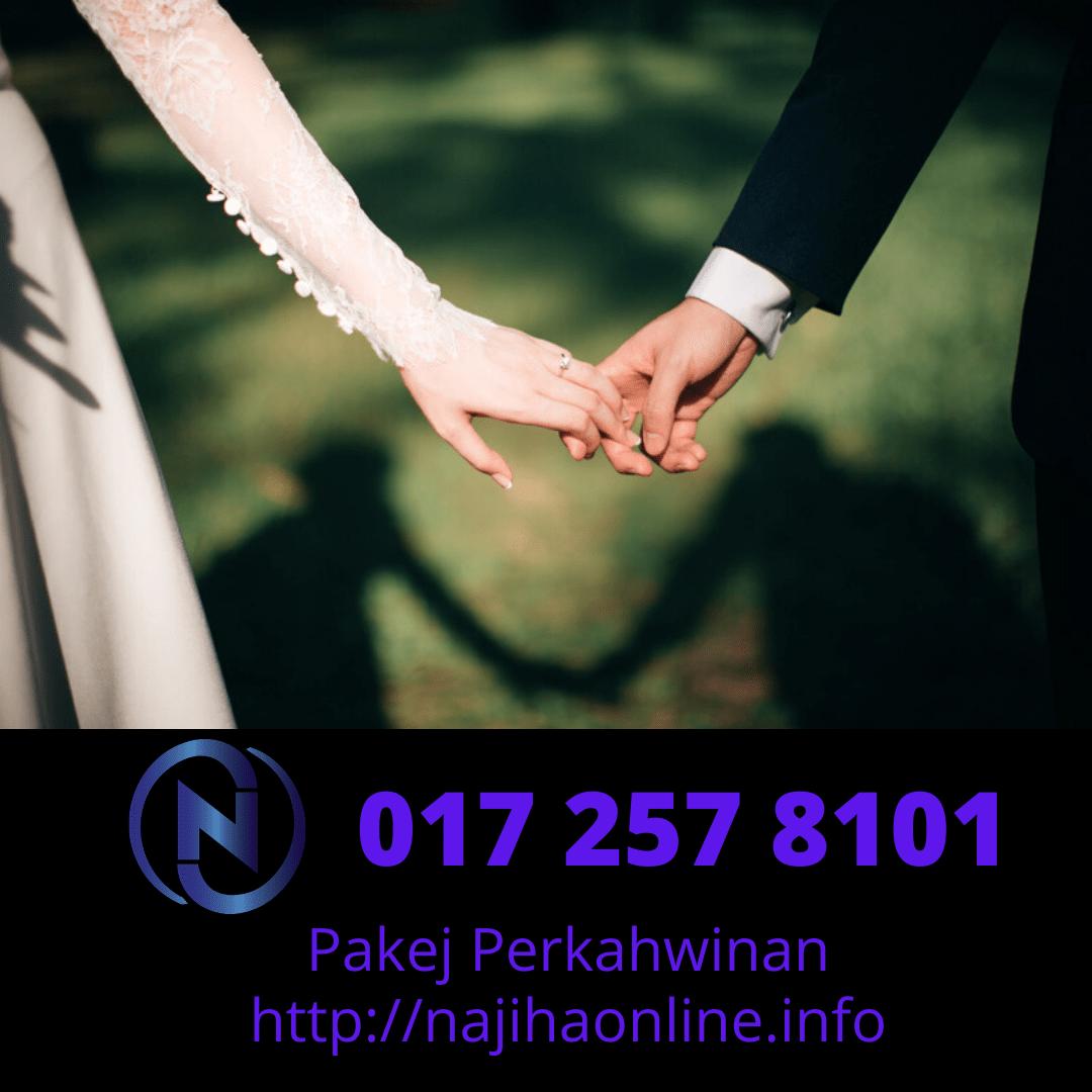 0172578101-pakej-perkahwinan-najiha-online-selangor