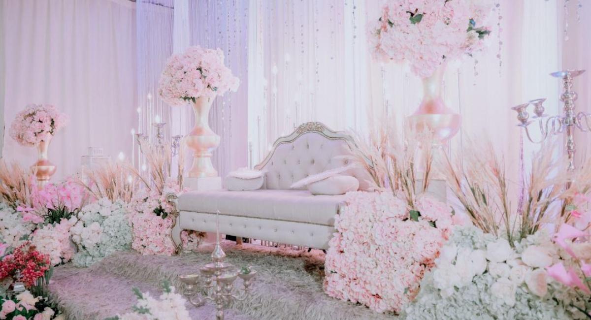 Pakej Perkahwinan Premium dan Ruby Nikah Sanding
